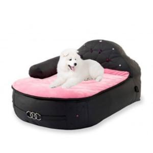 Hundeseng hunde sofa eksklusiv imiteret læder