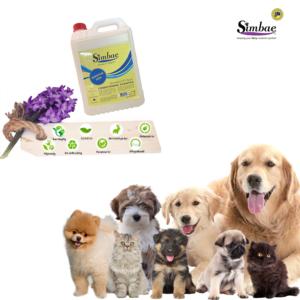 Hundeshampoo dermatologisk mild skånsom til hunde