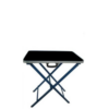Hunde trimmebord letvægts udstillingsbord HÅNDTAG SORT
