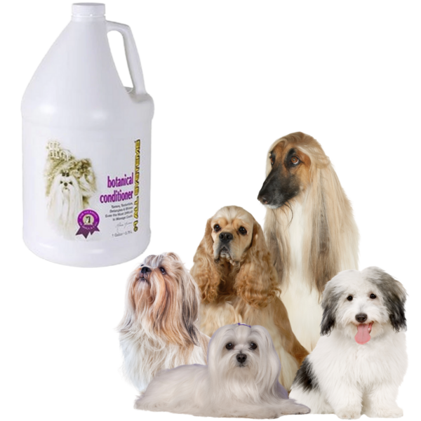 #1 All Systems Hundebalsam Botanical conditioner®