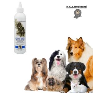 Ørerens til hund plejende økologisk #1All-Systems®