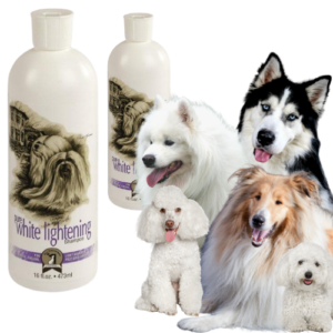 #1All Systems hundeshampoo pure white lightning®