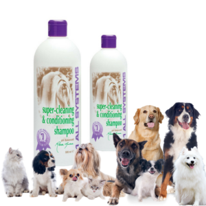 Hundeshampoo og conditioner #1All Systems Super-Cleaning®