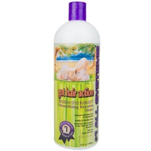 Hundeshampoo #1All-Systems Got Hair Action Keratin