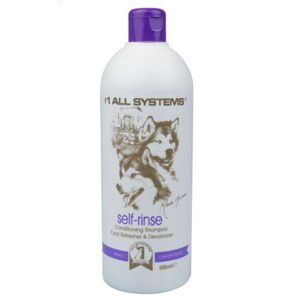 #1 All Systems SELF-RINSE CONDITIONING SHAMPOO & COAT REFRESHER®