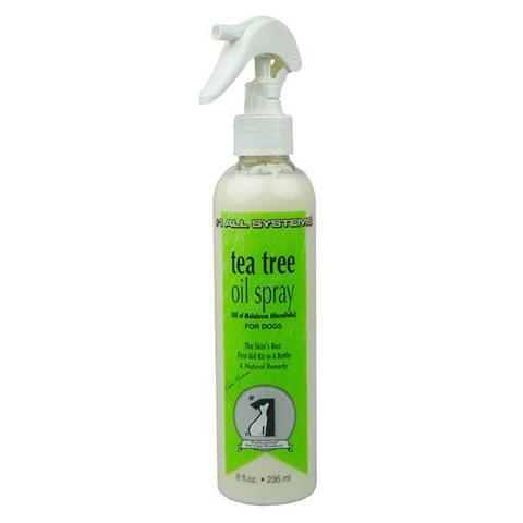 TEA TREE OIL hund mod-kløe #1AllSystems®