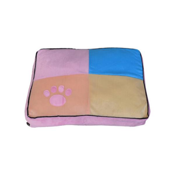 Hundepude lækker blød patchwork små hunde