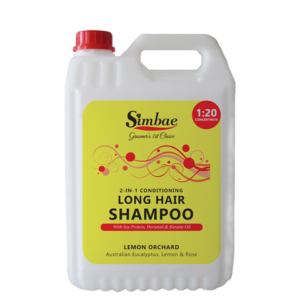 Long Haired CONDITIONING SHAMPOO 🐾 5 L