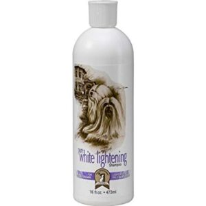 Hundeshampoo #1All Systems pure white lightning®