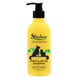 Puppy & Kitten SHAMPOO COUNTRY GROVE 300 ml