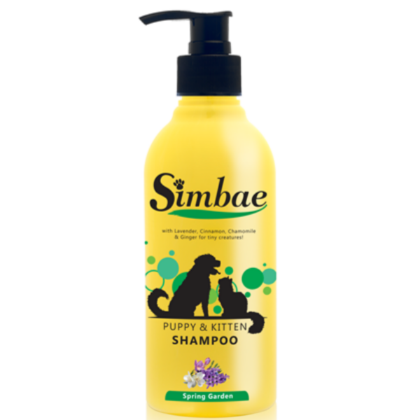 Puppy & Kitten SHAMPOO SPRING GARDEN 300ml
