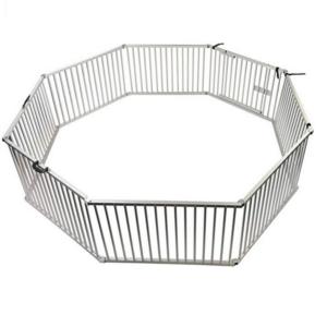 Hvalpegård aluminium letvægts hvalpe løbegård udendørs