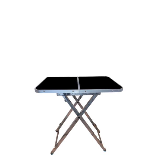 Hunde trimmebord udstillingsbord foldbart letvægts - SORT
