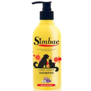 Hunde shampoo Long Haired SPRING GARDEN