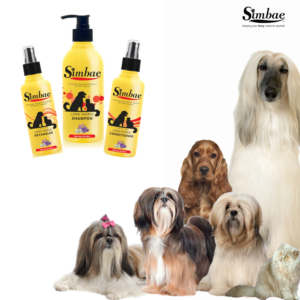 Hundebalsam Long haired conditioner SPRING GARDEN