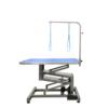 Elektrisk hundetrimmebord stærk kvalitet SMALL blå
