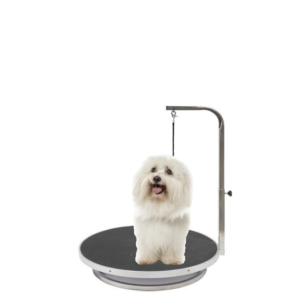 Hundetrimmebord lille til hund +galge 55cm