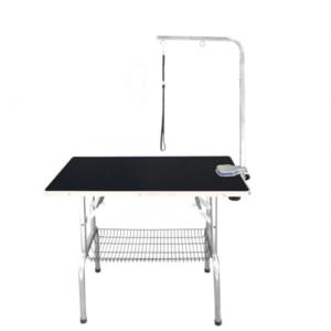 Hunde trimmebord udstillingsbord foldbart XLARGE SORT