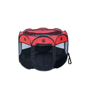 Hvalpegård X-Small foldbar stærkt kanvas rød