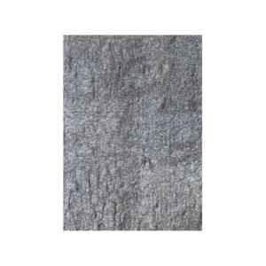 Hundetæppe vetbed uden gummibagside lysegrå 50x75cm