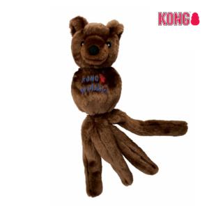 KONG Wubba™ Friends plys-bjørn størrelse X-LARGE