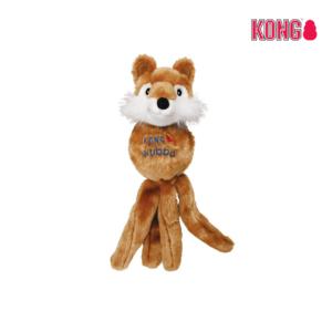 KONG Wubba™ Friends plys-ræv størrelse SMALL