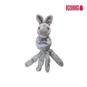 KONG Wubba™ Friends plys-kanin størrelse SMALL