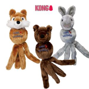 KONG Wubba™ Friends plys-ræv størrelse X-LARGE