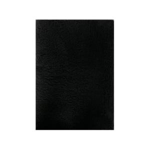 Hunde vetbed skøn sort farve 75x100cm