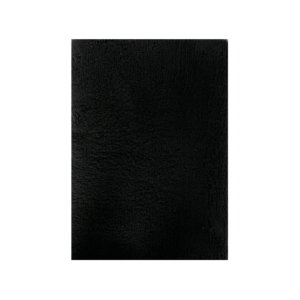 Hunde vetbed nydelig sort farve 100x150cm