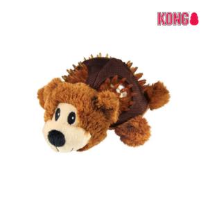 KONG Shells™ Bear hundelegetøj størrelse LARGE