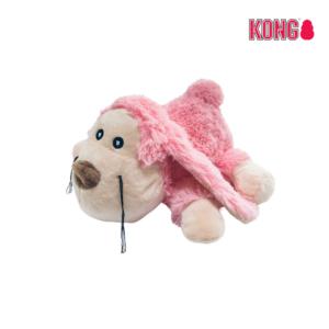 KONG Cozie™ kvalitets hundelegetøj Floppy Kanin