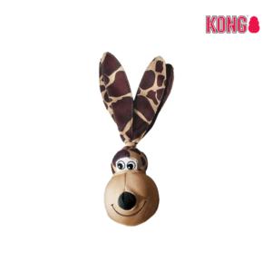 KONG Floppy Ears Wubba™ SMALL giraf