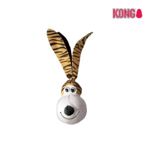 KONG Floppy Ears Wubba™ SMALL tiger