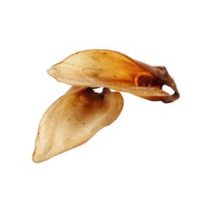 Tørrede okseører naturlig hundesnack uden tilsætningsstoffer