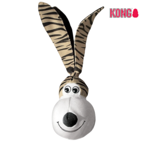 KONG Floppy Ears Wubba™ LARGE tiger