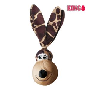 KONG Floppy Ears Wubba™ LARGE giraf