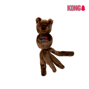 KONG Wubba™ Friends plys-bjørn størrelse SMALL